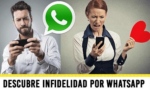 Como Descubrir Una Infidelidad Por Whatsapp