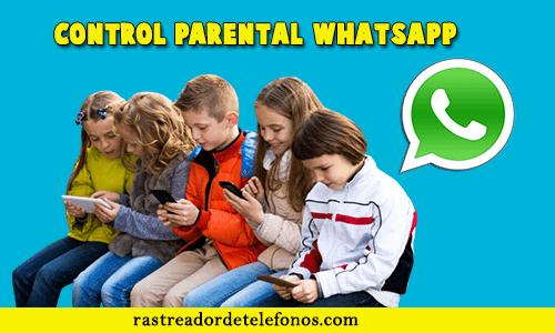Control Parental Whatsapp