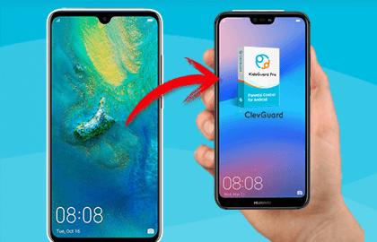 Como Intalar Clevguard En Huawei